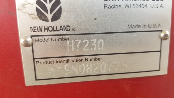 2009 New Holland H7230 Image 13