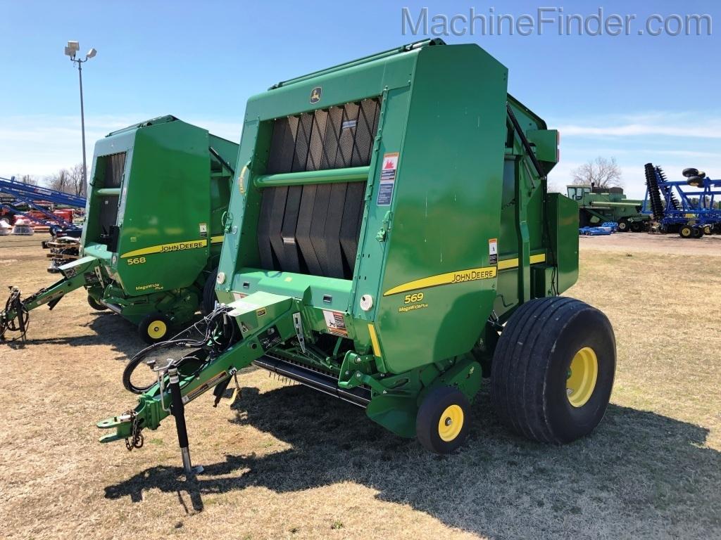 2016 John Deere 569 - Round Balers - John Deere MachineFinder