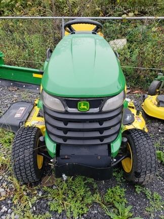2013 John Deere X500 Lawn Amp Garden Tractors Winchester Va
