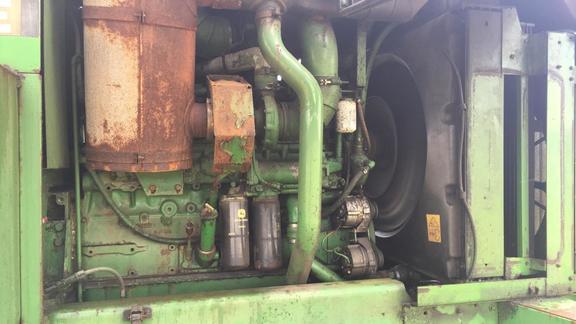 John Deere 6810 / Used Equipment / Used equipment / Used
