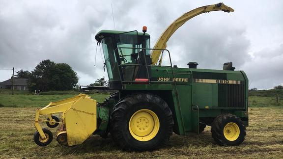 John Deere 6810 / Used Equipment / Used equipment / Used equipment