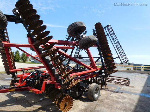 2012 Case IH 330 TURBO TILL Image 4