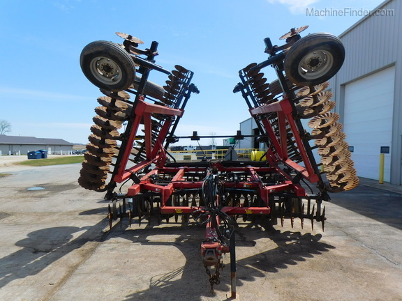 2012 Case IH 330 TURBO TILL Image 6