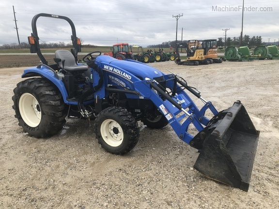 Photo of 2016 New Holland Boomer 54D