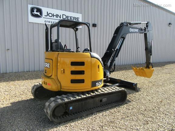 John Deere - 50G