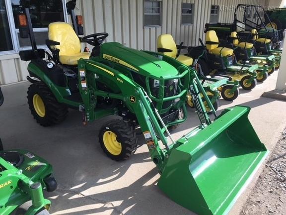 todd tractor john deere 1025r 2018