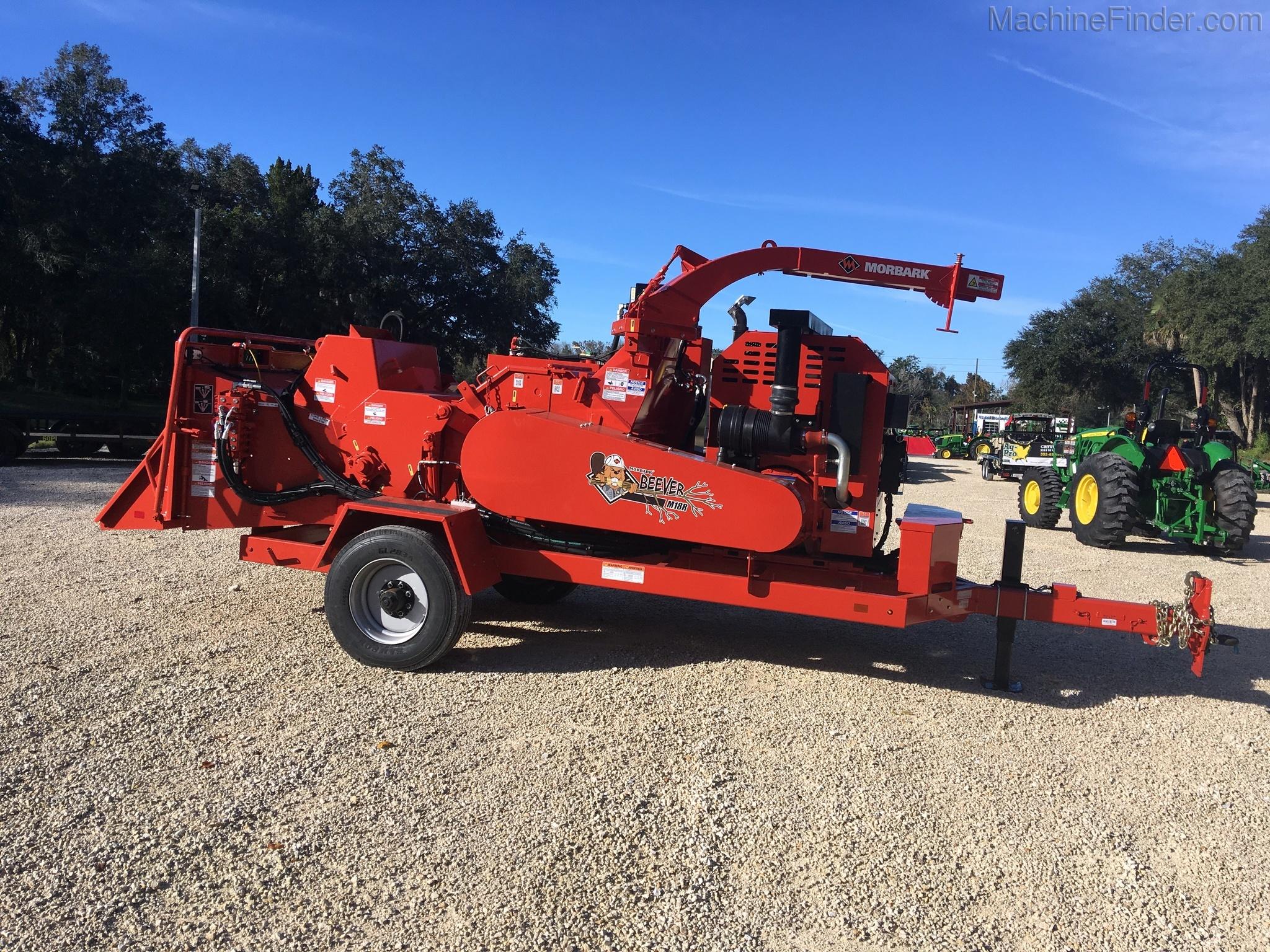 2019 Morbark M18R-SA - Chippers and Grinders - John Deere MachineFinder