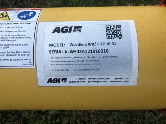 Westfield WR1031SD