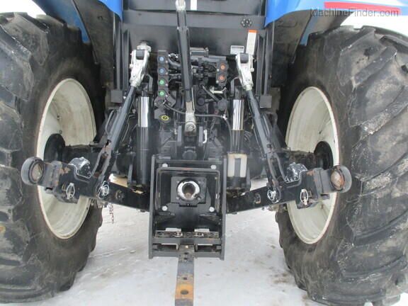 2017 New Holland T6.165 T4B Image 17