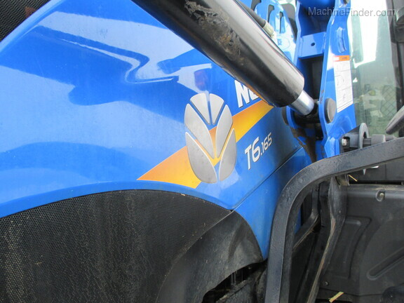 2017 New Holland T6.165 T4B Image 18
