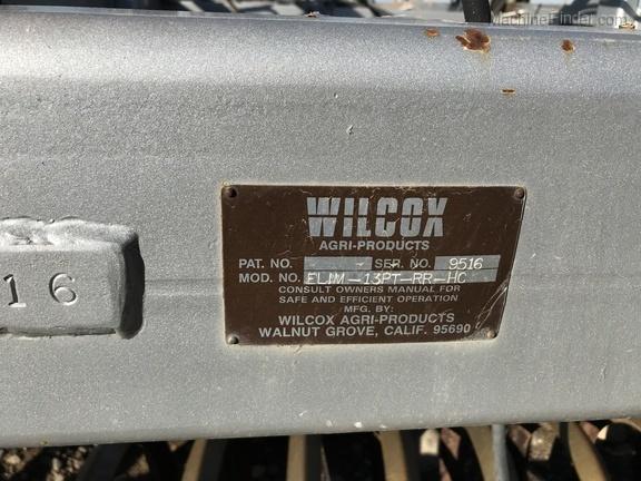 2013年威尔科克斯消除器