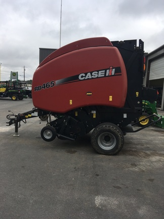 2015 Case IH RB465 - Round Balers - John Deere MachineFinder
