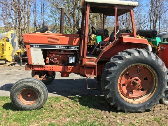 1978 International Harvester 986