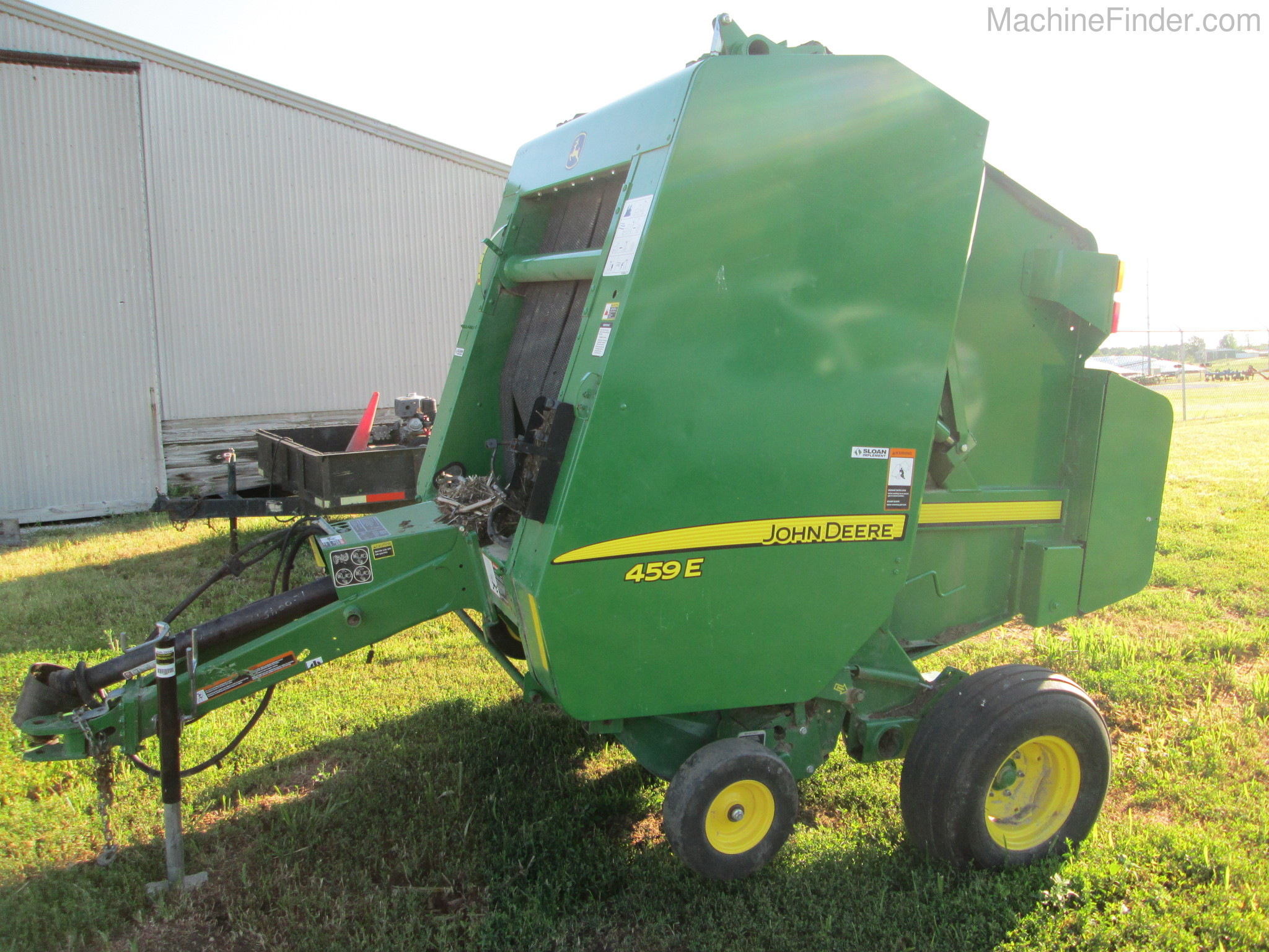 John Deere 459 Round Balers for Sale | [112497]