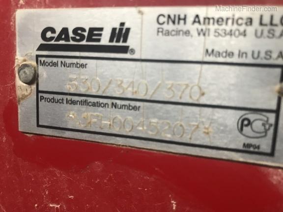 Photo of 2012 Case IH 370