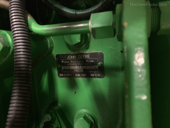 Photo of 2010 John Deere 8320R