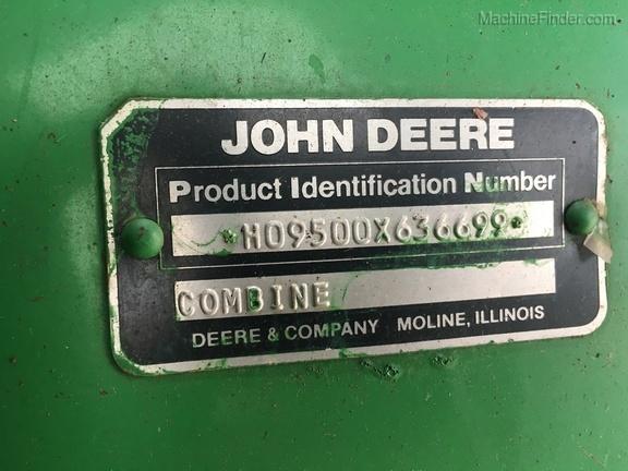 Photo of 1990 John Deere 9500