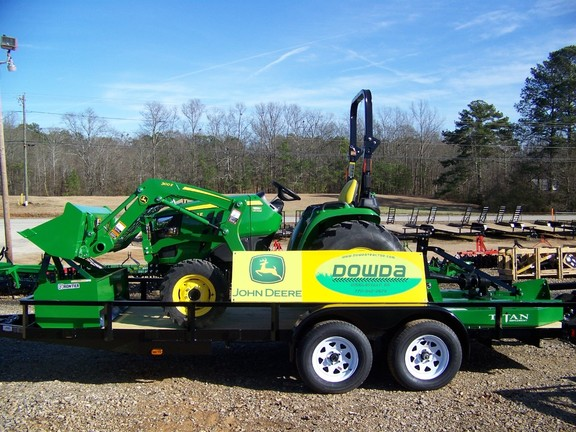 2018 john deere 3025e compact utility tractors john deere machinefinder for Used garden tractors for sale near me