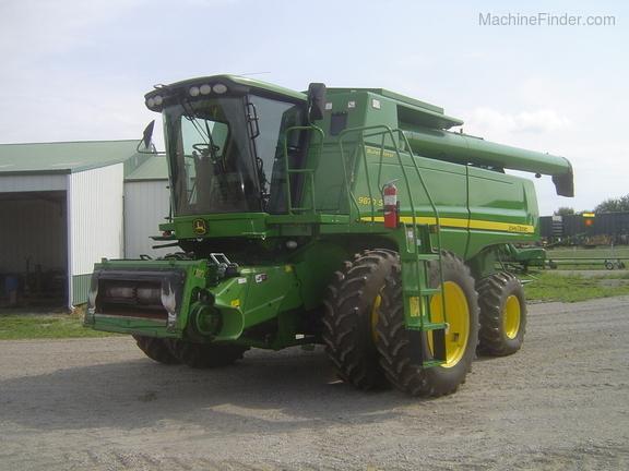 John Deere 9870 STS