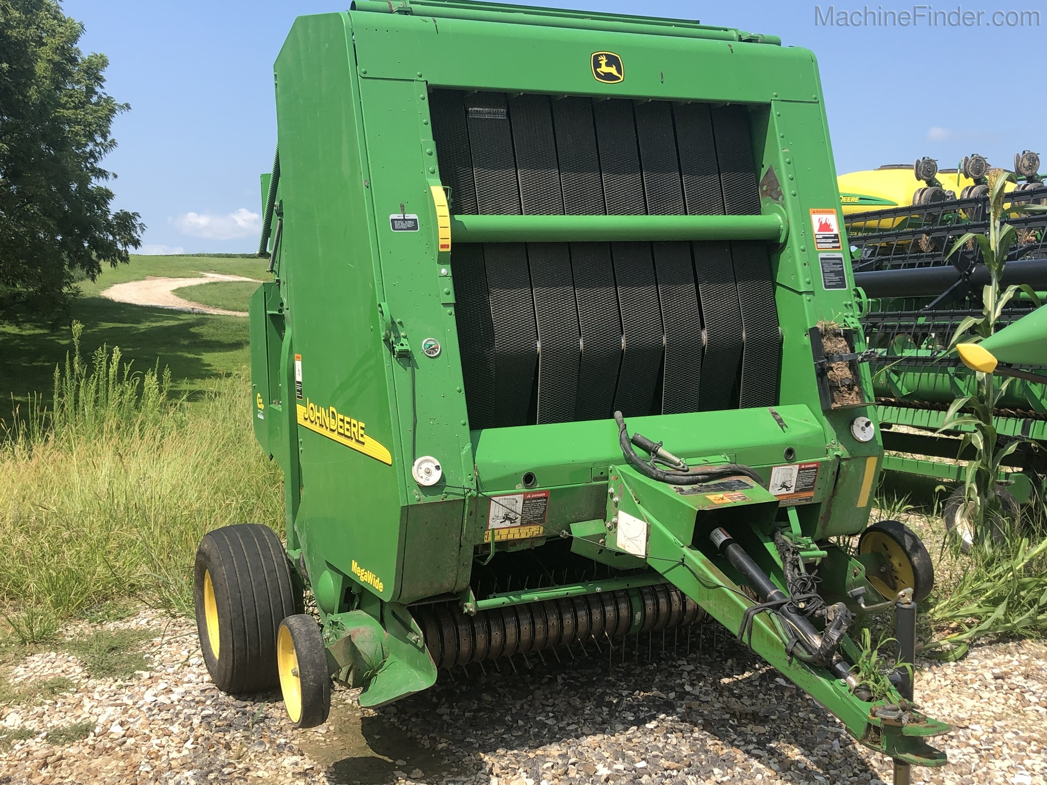 John Deere 567 Round Balers for Sale | [110086]