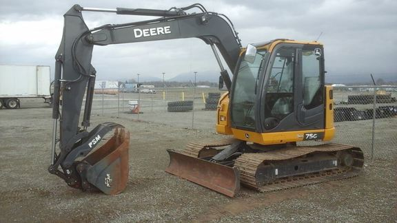 John Deere 75G Excavators for Sale | CEG