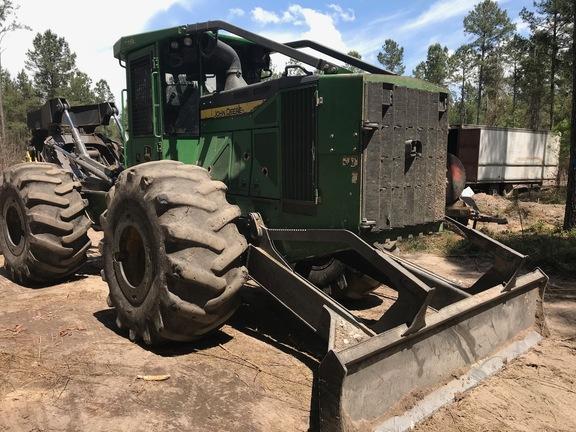 Used Tires Savannah Ga >> 2017 John Deere 648L - Forestry Skidders - John Deere ...