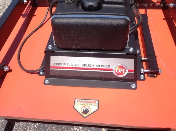 2017 DR Tow Behind Field & Brush Mower 48