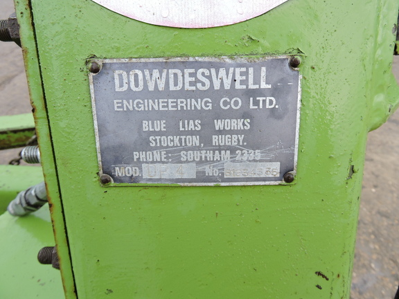 Dowdeswell DP4