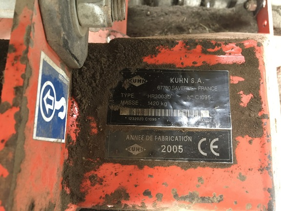 Kuhn HR 3003D
