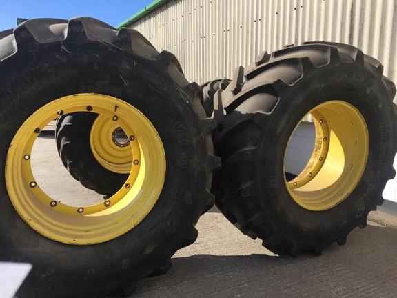 John Deere Michelin Mach X Bib 800/70R38 Tyres