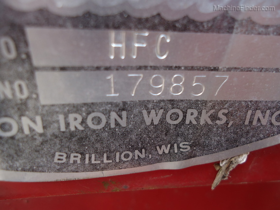 1998 Brillion HFC-27