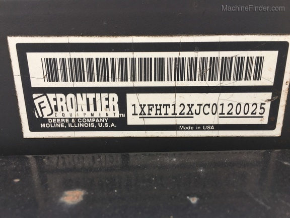 Photo of 2012 Frontier HT1242