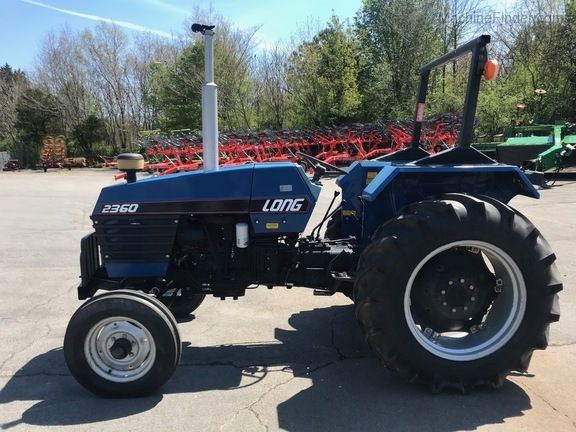 1992 Long 2360 - Utility Tractors - Athens, TN