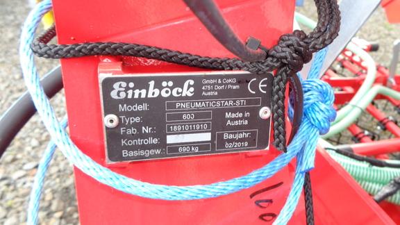 Einbock Pneumaticstar STI