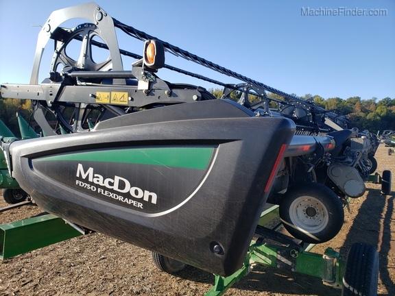 2017 MacDon FD75-40