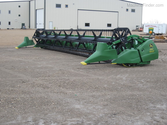 2012 John Deere 630F