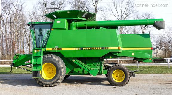 1989 John Deere 9500-3