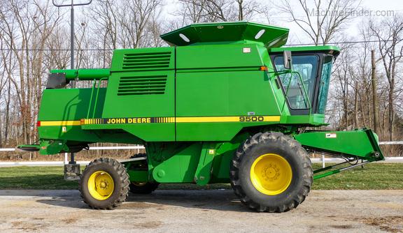 1989 John Deere 9500-2