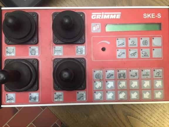 Grimme GZ 1700 DLS