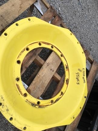 John Deere R309165 CENTER FOR  MFWD WHEEL