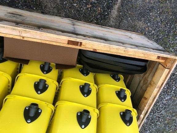 Photo of John Deere SEED BOXES