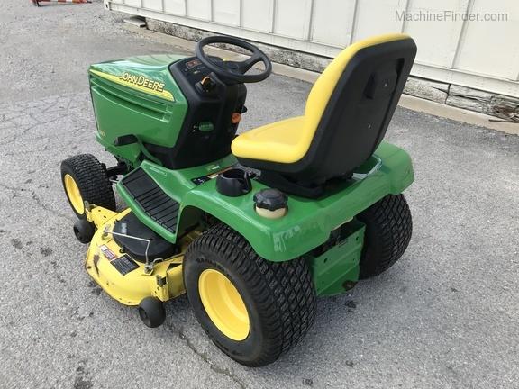 2004 John Deere LX280 - Lawn & Garden Tractors