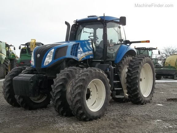 2013 New Holland T8.360 Image 1
