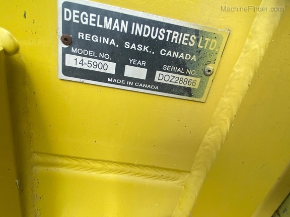 2015 Degelman 5900-14FT FOR 8R IVT Image 2