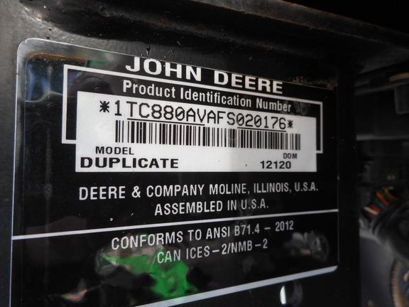 Pre-Owned John Deere 8800A in Boynton Beach, FL Photo 9