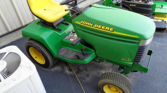 John Deere 345 >> 1997 John Deere 345 Lawn Garden Tractors John Deere Machinefinder