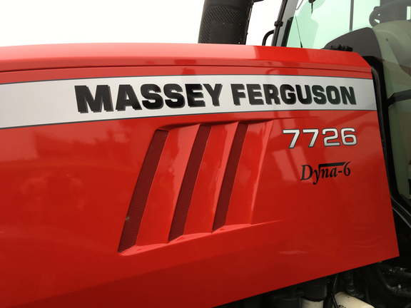 Massey Ferguson 7726 Dyna 6