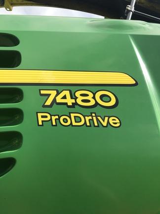 John Deere 7480