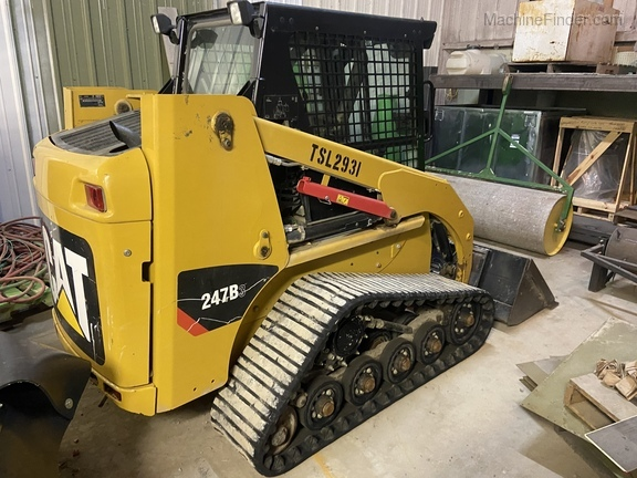 2014 Caterpillar 247B3 Image 2