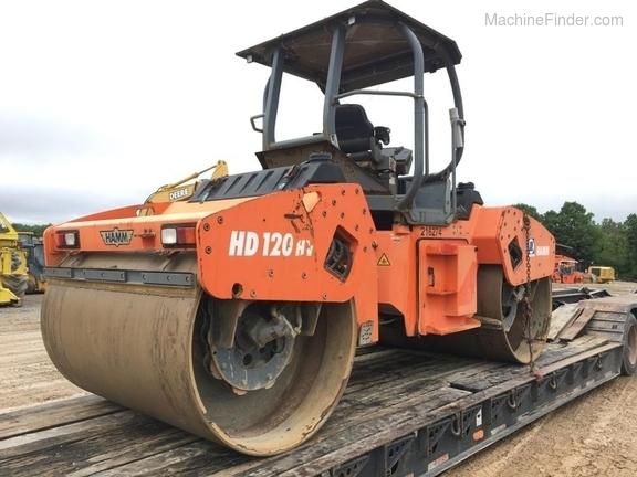 Hamm HD120HV